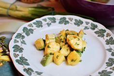 Ananas-Avocado-Salat