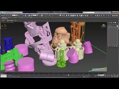 3ds Max - Tips and Tricks - 3D Printing: Fixing Geometry Errors with xView