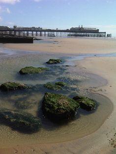 Hastings Beach <3 - Before the pier burnt down