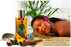 Feel like a new women, Fountain pimento oil relieves aches and pains