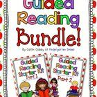 By buying the bundle you will save 20% on your purchase. This file is a zip file containing both of the products below:  The Guided Reading Starter...