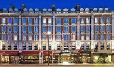 Hotel 41, Londres  Um dos hotéis mais tradicionais de Londres e há poucos metros do Palácio de Buckingham, o Hotel 41 tem um visual único com arquitetura inspiradora.