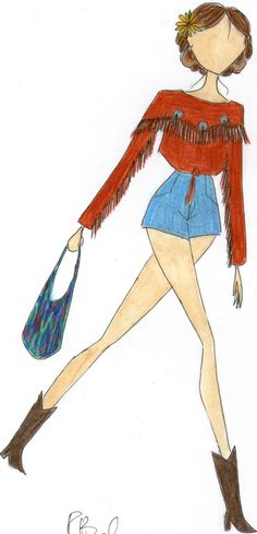 Design Diary #thrifted #fashion #sketches