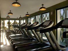 Chic gym