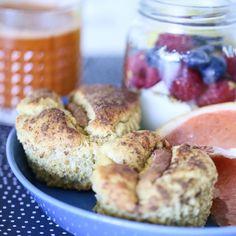 150 kaloriers POWER muffins med eple og kanel - Fitfocuse