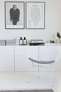 Ikea Besta Einheiten in die Inneneinrichtung kreativ integrieren