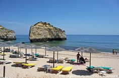 Praia da Cova Redonda - Portugal by Portuguese_eyes, via Flickr