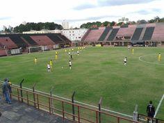 Estádio Antônio Soares de Oliveira - Guarulhos (SP) - Capacidade: 6,2 mil - Clubes: Flamengo e Guarulhos