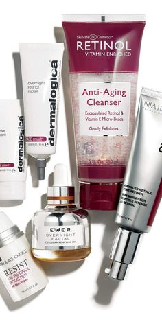 The miracle ingredient  - Try the latest formulas and say good-bye to wrinkles!