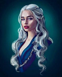 《Game of Thrones / Daenerys Targaryen》