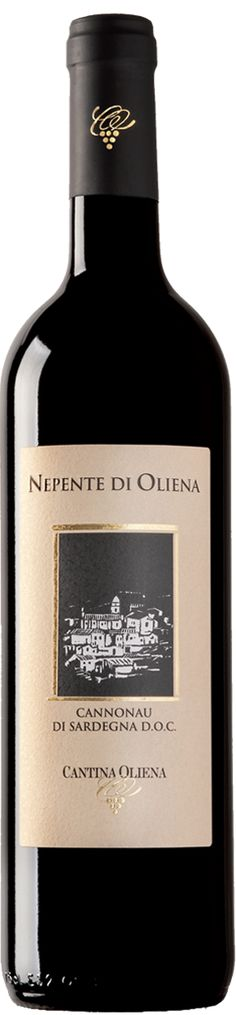 Fruity And Inviting The Cantina Oliena Nepente Di Cannonau Sardegna 2017 Is A Perfect Red Wine For Almost Any Occasion