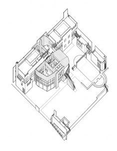 Presentation drawing: Planometric