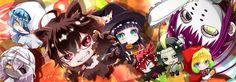 Sousei no Onmyouji - Halloween