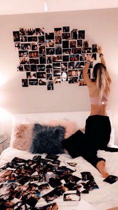 ✰P I N T E R E S T: Christina Lewis✰ – teenager zimmer mädchen - Hybrid Elektronike Cute Room Ideas, Cute Room Decor, Teen Room Decor, Room Ideas Bedroom, Bedroom Inspo, Ikea Bedroom, Bedroom Inspiration, Bedroom Furniture, Room Ideas For Teens