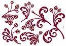 """Sticker decorativ """"Belle epoque"""""""