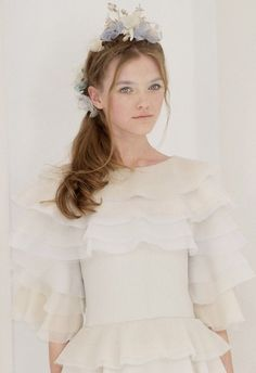 Vlada Roslyakova at Chanel Haute Couture Spring 2006