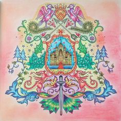 2405 Best Colouring Books For Adults Images On Pinterest