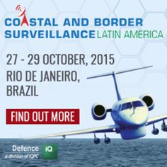 Coastal and Border Surveillance Latin America, Tuesday October 27, 2015 to Thursday October 29, 2015, Time: 8:00 am to 6:00 pm, Hear updates on reconnaissance and surveillance system strategies from the Brazilian Navy (SisGAAz), Peruvian Armed Forces (SIVAN), Argentine Coast Guard, US Special Operations Command South and more. Booking: http://atnd.it/33697-1, Price: $1169 - $3049, Venue details: Please check the website (Rio de Janeiro), TBC, Rio de Janeiro, Brazil