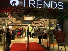 #RelianceTrendz now opens at #DiamondPlaza with new collections. Like and Share this post with friends and family.