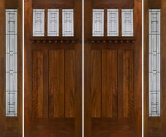double front door with sidelights.  Front Craftsman Double Doors With Sidelights In Front Door With L