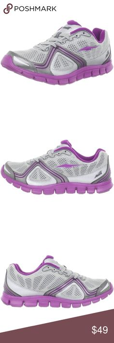🆕Avia Women's A1516W Your daily jogs just got better with the Avia A1516W. This women's sneaker features a leather, synthetic, and mesh upper for comfort and durability. The removable molded EVA footbed keeps your feet feeling comfortable and accommodates orthotics. The lightweight molded 3D-EVA midsole features natural flex movement engineering. This Avia running shoe also has a minimal solid rubber outsole. Stay ahead of the competition with the Avia A1516W. New With Tags No Box Avia…