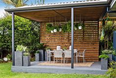 Seven ways to improve your outdoor space