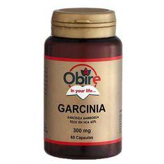 Garcinia Gambogia 300mg 60 cápsulas