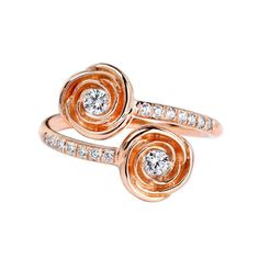 14 Delicate Rings for Brides-to-Be Who Like Elegant and Understated: FROM JANE TAYLOR . . .