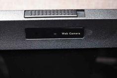 Προσοχή: Ο υπολογιστής σας, σας παρακολουθεί! (video) - Όλοι μας χρησιμοποιούμε laptop με ενσωματωμένη κάμερα και μικρόφωνο. Καλό, λοιπόν, θα είναι να σκεπάζουμε την κάμερα και να αποφεύγουμε τις ομιλίες μπροστά στον... - http://www.secnews.gr/archives/57461