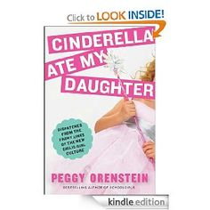 A great read if you have a daughter or need to learn about how our culture is influencing girls' self-confidence.