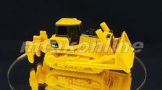 TOMICA 056E KOMATSU BULLDOZER D155AX-6 | 1/109 | CHINA | 056E-01 | FIRST EDTION China, Old Models, Diecast, Auction, Construction, Ebay, Contemporary, Collection, Building