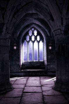 Gothic Window Art Architecture