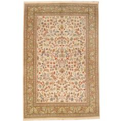 Found it at Wayfair - Persian Tribal Hamadan Hand-Knotted Red/Ivory Area Rug