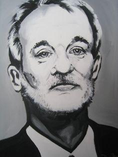 Bill Murray is Art VI