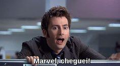 David Tennant Marvel