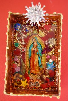 Sweet Our Lady of Guadalupe Religious Shrine