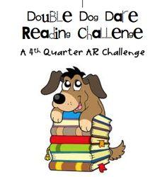 I {Heart} Teaching: AR Reading Challenge FREEBIE