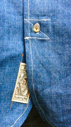 Vintage Work style Shirt