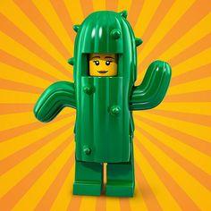 www.firestartoys.com - LEGO collectable series 18 - 71021 - Cactus Girl #LEGO