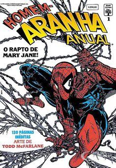 Homem-Aranha Anual  n° 1/Abril | Guia dos Quadrinhos