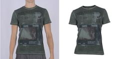 Image Manipulation - Neck Joint - Ghost Mannequin - Object Removal