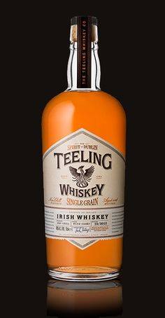 SINGLE GRAIN -  Teeling Whiskey Co. - Irish Whiskey