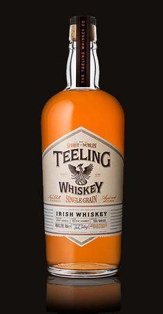 SINGLE GRAIN -  Teeling Whiskey Co. - Irish Whiskey