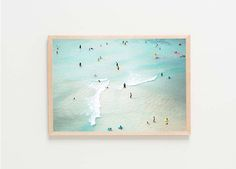 Image of waikiki Max Wanger Abstract Landscape Painting, Landscape Paintings, Surf Bedroom, Luxury Christmas Gifts, Waikiki Beach, Turquoise Water, Holiday Wishes, Tropical Decor, Art Pieces