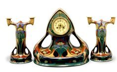 Gouda Art Nouveau - Maybeck Antiques and Collectables