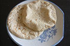 Gluten-free Jowar Roti or Sorghum Flatbread Tortilla Recipe | Book of Yum