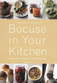 "Chef Paul Bocuse. ""Bocuse in your Kitchen"""
