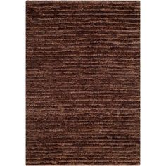 Safavieh Organic Clifton Hand-Knotted Jute Area Rug, Brown