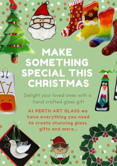 Christmas is coming! See our product catalogues at perthartglass.com.au or pop into the store 😀 Kiln Formed Glass, Glass Supplies, Christmas Is Coming, Perth, Are You The One, First Love, Glass Art, Create, How To Make