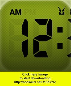 LCD Clock - Clock & Calendar, iphone, ipad, ipod touch, itouch, itunes, appstore, torrent, downloads, rapidshare, megaupload, fileserve